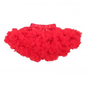 Red Floret Tutu