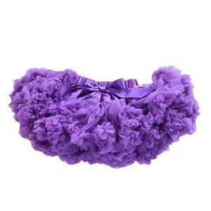 Purple Floret Tutu